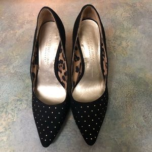 Christian Soriano for Payless Black Studded Pumps